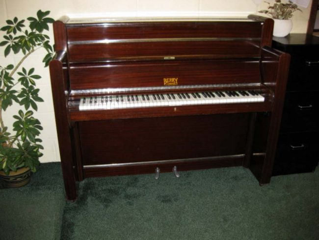 Berry Art Deco in Mahogany - £695 - H 117 / L 145 / D 56cm