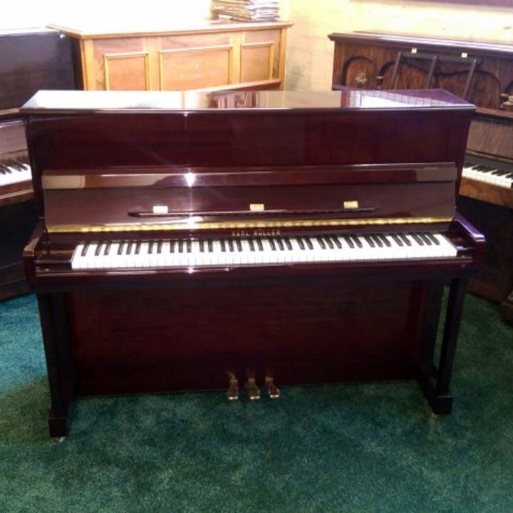 Karl Muller In Rosewood Polyester Concert Keyboard 88 Notes - £1800 - H 115 / L 148 / D 56cm