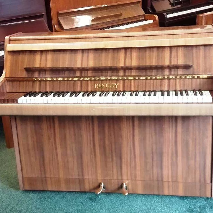 Bentley piano manufactured in the 1970's by the Grover family.